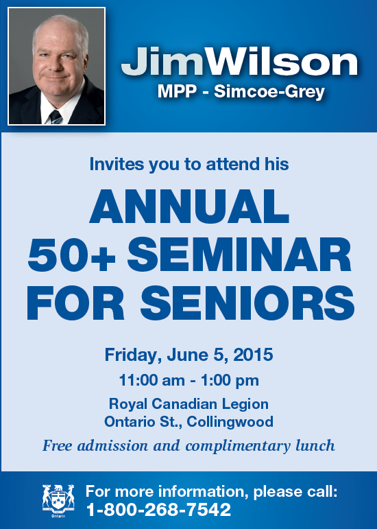 Senior Ad Collingwood June 5 2015