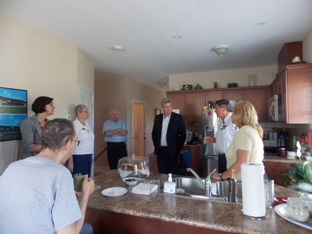 mpp john fraser tours Matthews House Hospice July 8 2015 1 WEBSITE